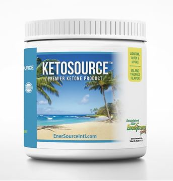 Picture of KetoSource - Retail 1 Bottle